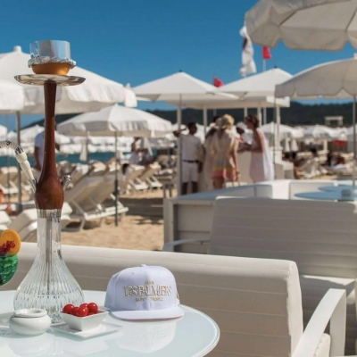 Club Les Palmiers St Tropez Beach Club