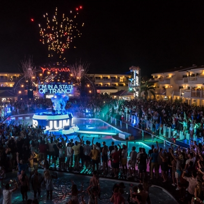 Ushuaia Night Club Ibiza